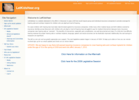 letkidshear.org