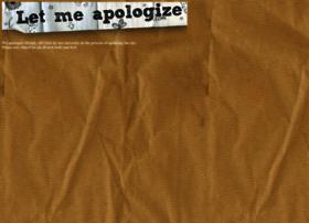 letmeapologize.com