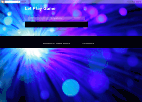 letplaygame.blogspot.in