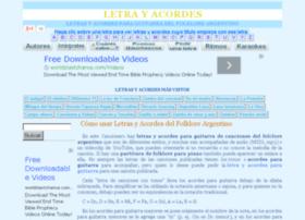 letra-de.com.ar