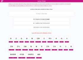 letraschinas.net