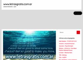 letrasgratis.com.ar