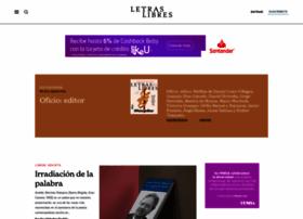 letraslibres.com