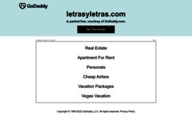 letrasyletras.com