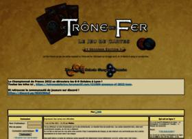 letronedeferjce.forumactif.com