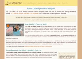lets-clean-up.com
