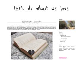 lets-do-what-we-love.blogspot.de