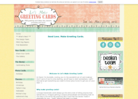 lets-make-greeting-cards.com