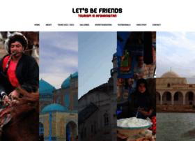 letsbefriendsafghanistan.com