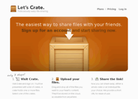letscrate.com