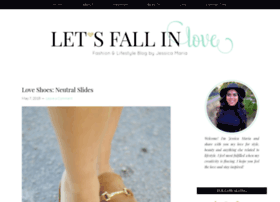 letsfallinloveblog.com
