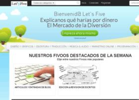 letsfive.com