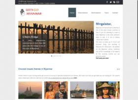 letsgo-myanmar.com