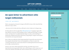 letsgolarval.wordpress.com