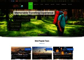 letsgotravelstours.com