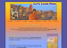 letslearnhindi.com