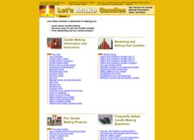 letsmakecandles.com