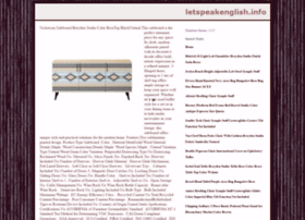 letspeakenglish.info small percakapan bahasa inggris via telepon
