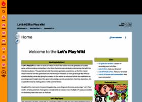 letsplay.wikia.com