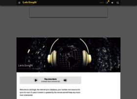 letssingit.com
