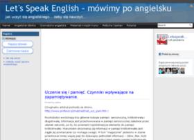 letsspeakenglish.pl