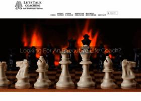 letstalkcoaching.com