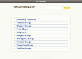 letswinblog.com