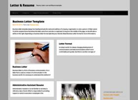letter-resume.com