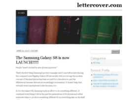 lettercover.com