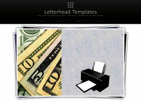 letterhead-templates.com