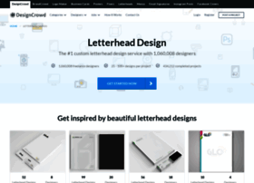 letterhead.designcrowd.co.in