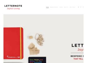 letternote.com