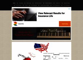 letternoteplayer.com