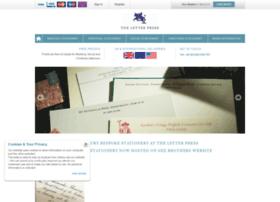 letterpress.co.uk
