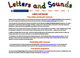 letters-and-sounds.com