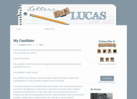 lettersforlucas.com
