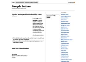 lettersfromhomeroom.com