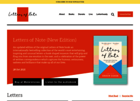 lettersofnote.com