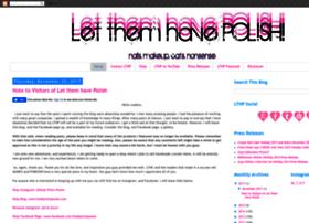 letthemhavepolish.com