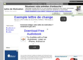 lettre-motivation-gratuite.com