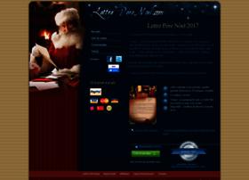 lettreperenoel.com