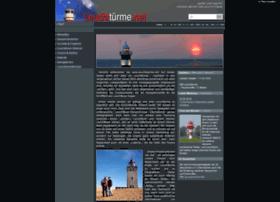 leuchttuerme.net