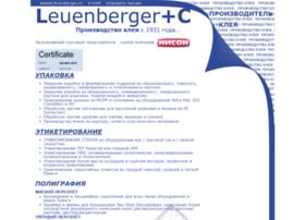 leuenberger.ru