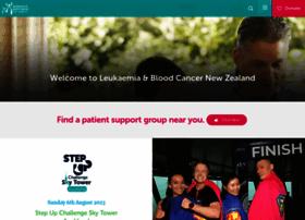 leukaemia.org.nz