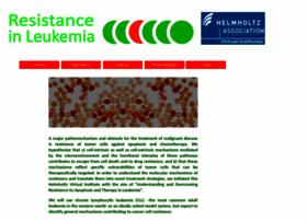 leukemia-resistance.de