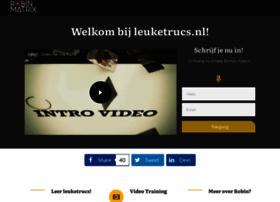 leuketrucs.nl