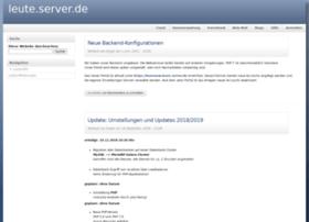 leute.server.de