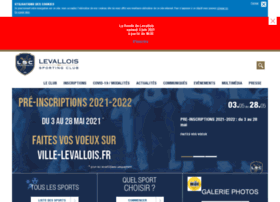 levallois-sporting-club.fr