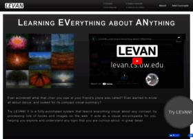levan.cs.washington.edu