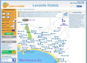 levantehotels.co.uk